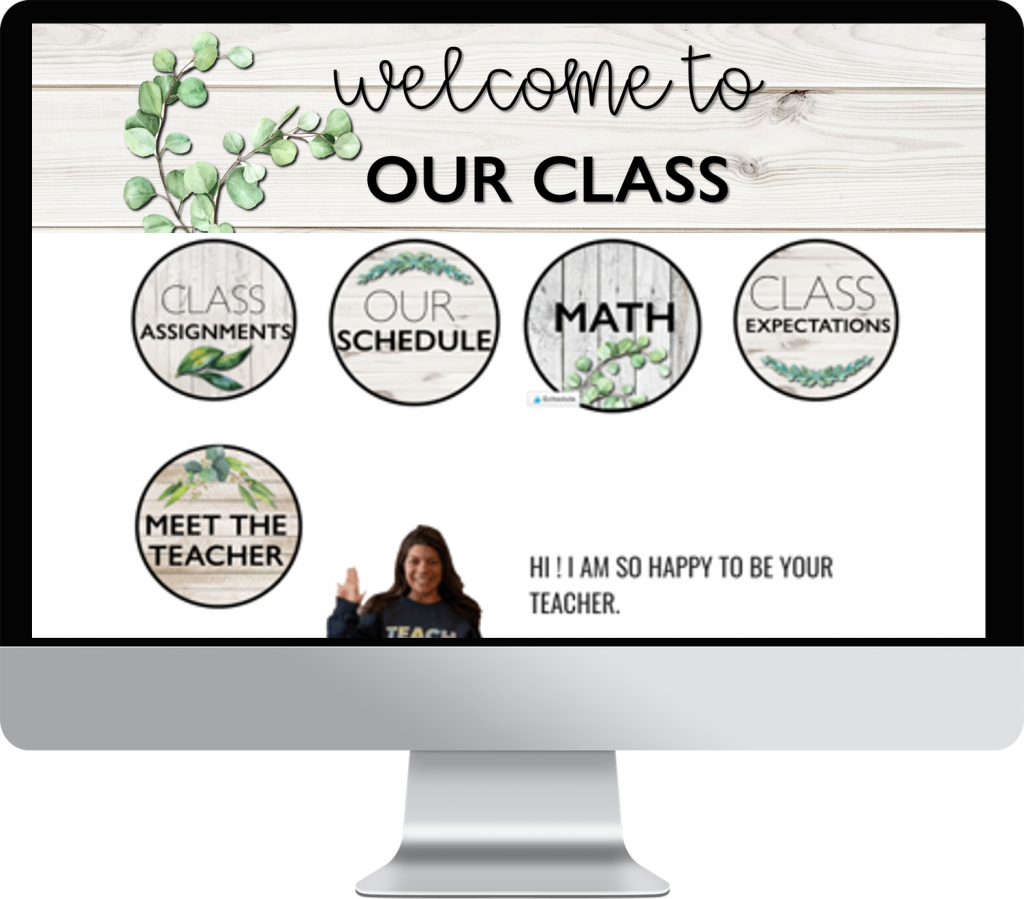 google sites for the classroom
