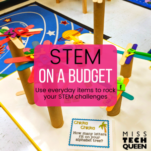 Use these simple ideas to create amazing STEM activities that won't cost you a fortune.