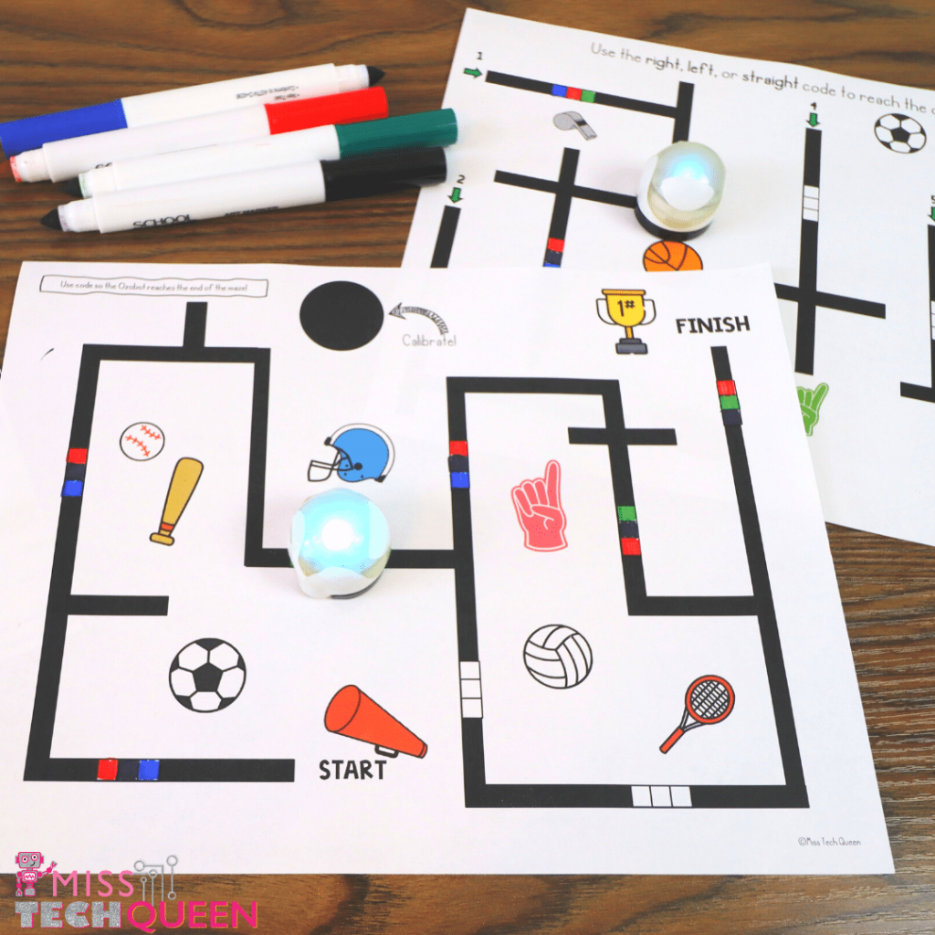 Ozobots can be an expensive addition to the classroom but funding options are available.